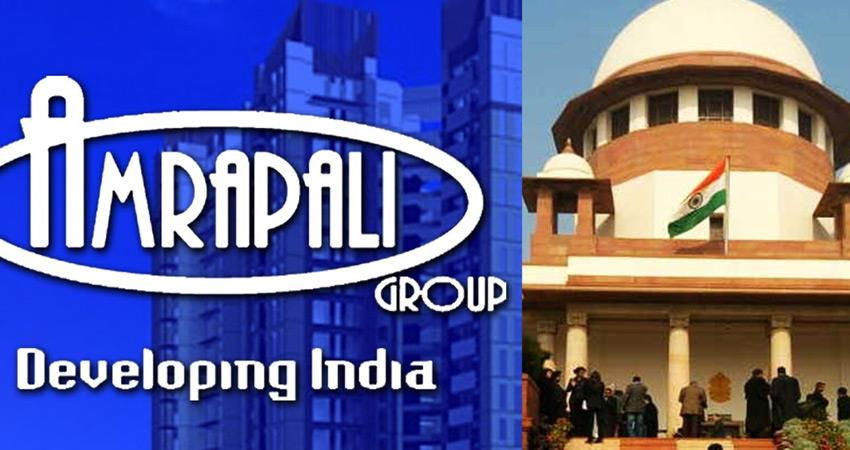 Supreme Court extends police custody of Amrapali directors by 15 days.